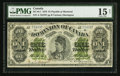 Canadian Currency: , DC-8e-i $1 1878.. ...