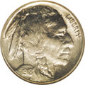 Buffalo Nickels: , 1918-S 5C MS63 NGC. This is a remarkably well defined Mint Stateexample of this elusive issue. The central obverse is slig...