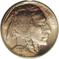 Buffalo Nickels: , 1919-S 5C MS64 PCGS. The hits just keep on coming in thisphenomenal run of rare Buffalo nickels, most of them certifiedin...
