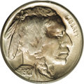 Buffalo Nickels: , 1920-S 5C MS64 PCGS. The 1920-S is a scarce coin in MS64 that istypically encountered with less than desirable striking qu...