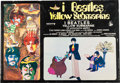 Memorabilia:Poster, Yellow Submarine Italian Photobustas Poster Group (UnitedArtists/King Features, 1969).... (Total: 8 Items)