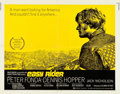 "Movie Posters:Drama, Easy Rider (Columbia, 1969). Half Sheet (22"" X 28"").. ..."