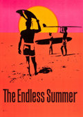 "Movie Posters:Sports, The Endless Summer (Personality Posters, 1966). Silkscreen DayGlo Poster (29"" X 40"").. ..."