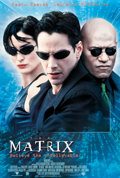"""Movie Posters:Science Fiction, The Matrix (Warner Brothers, 1999). International One Sheet (27"""" X40"""").. ..."""