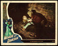 "Movie Posters:Horror, House of Dracula (Universal, 1945). Lobby Card (11"" X 14"").. ..."