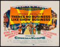 """Movie Posters:Musical, There's No Business Like Show Business (20th Century Fox, 1954). Title Lobby Card (11"""" X 14""""). Musical.. ..."""