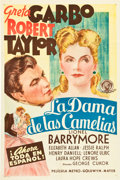 "Movie Posters:Drama, Camille (MGM, 1937). Spanish Language One Sheet (27"" X 40.5"").. ..."