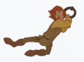 Animation Art:Color Model, The Black Cauldron Taran Color Model Cel Animation Art (Walt Disney, 1985)....