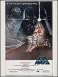 "Movie Posters:Science Fiction, Star Wars (20th Century Fox, 1977). Poster (30"" X 40"") Style A.Science Fiction.. ..."