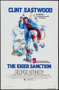 "Movie Posters:Action, The Eiger Sanction (Universal, 1975). One Sheet (27"" X 41"").Action.. ..."