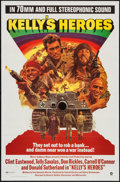 """Movie Posters:War, Kelly's Heroes (MGM, 1970). One Sheet (27"""" X 41"""") Roadshow Style.War.. ..."""
