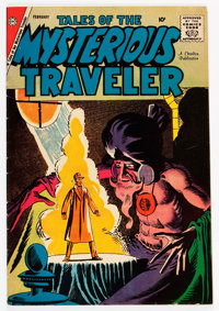 Tales of the Mysterious Traveler #11 (Charlton, 1959) Condition: VG/FN