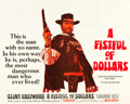 "Movie Posters:Western, A Fistful of Dollars (United Artists, 1967). British Quad (30.25"" X 40"").. ..."