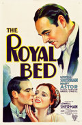 "Movie Posters:Comedy, The Royal Bed (RKO, 1931). One Sheet (27.25"" X 41"").. ..."