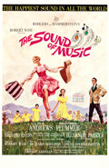 "Movie Posters:Academy Award Winners, The Sound of Music (20th Century Fox, 1965). One Sheet (27"" X41.5"") Todd-AO Roadshow Style.. ..."