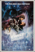 "Movie Posters:Science Fiction, The Empire Strikes Back (20th Century Fox, 1980). Poster (40"" X60""). Science Fiction.. ..."
