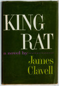 Books:Literature 1900-up, James Clavell. King Rat. Boston: Little Brown, 1962. Firstedition. Publisher's binding with original dust jacket. M...
