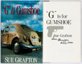 "Books:Mystery & Detective Fiction, Sue Grafton. SIGNED.""G"" is for Gumshoe. New York: Holt,1990. First edition. Signed by the author at time of publi..."