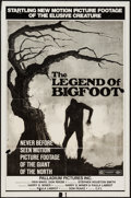 """Movie Posters:Documentary, The Legend of Bigfoot & Others Lot (Palladium, 1976). One Sheets (4) (27"""" X 41""""), Lobby Card Set of 8 and Lobby Cards (4) (1... (Total: 18 Items)"""