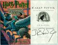 Books:Children's Books, J.K. Rowling. SIGNED. Harry Potter and the Prisoner ofAzkaban. Arthur A. Levine, 1999. Signed by the author. ...