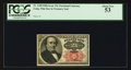 Fractional Currency:Fifth Issue, Fr. 1308 25¢ Fifth Issue PCGS About New 53.. ...