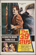 """Movie Posters:Thriller, The 39 Steps & Other Lot (20th Century Fox, 1960). One Sheets (2) (27"""" X 41""""). Thriller.. ... (Total: 2 Items)"""