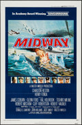 "Movie Posters:War, Midway (Universal, 1976). One Sheet (27"" X 41"") Flat Folded StyleA. War.. ..."