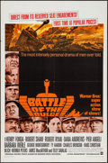 "Movie Posters:War, Battle of the Bulge (Warner Brothers, 1966). One Sheet (27"" X 41"")& Uncut Pressbook (20 Pages, 11"" X 17""). War.. ... (Total: 2Items)"