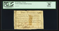 Colonial Notes:North Carolina, North Carolina December, 1771 £2 PCGS Apparent Very Fine 30.. ...