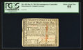Colonial Notes:Massachusetts, Massachusetts May 5, 1780 $20 Contemporary Counterfeit PCGS ChoiceAbout New 55.. ...