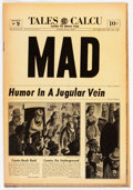 Golden Age (1938-1955):Humor, Mad #16 (EC, 1954) Condition: FN-....