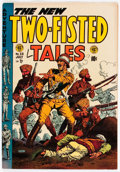 Golden Age (1938-1955):War, Two-Fisted Tales #38 (EC, 1954) Condition: VF/NM....