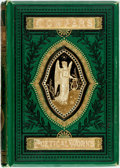 Books:Literature Pre-1900, [William Cowper]. The Poetical Works of William Cowper. Gall& Inglis, [n.d.]. Contemporary green decorated cloth wi...