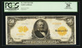 Large Size:Gold Certificates, Fr. 1199 $50 1913 Gold Certificate PCGS Apparent Very Fine 20.. ...