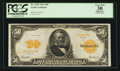 Large Size:Gold Certificates, Fr. 1199 $50 1913 Gold Certificate PCGS Apparent Very Fine 30.. ...