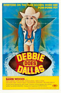 "Movie Posters:Adult, Debbie Does Dallas (Numa, 1978). One Sheet (25"" X 38"").. ..."