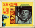 """Movie Posters:Western, High Noon (United Artists, 1952). Title Lobby Card (11"""" X 14"""").. ..."""
