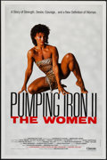 """Movie Posters:Sports, Pumping Iron II: The Women (Cinecom, 1985). One Sheets (44) (27"""" X 41"""") Flat Folded. Sports.. ... (Total: 44 Items)"""