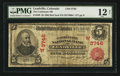 National Bank Notes:Colorado, Leadville, CO - $5 1902 Red Seal Fr. 589 The Carbonate NB Ch. #(W)3746. ...