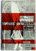 Books:Science Fiction & Fantasy, August Derleth, editor. The Sleeping and the Dead. 30 Uncanny Tales. Chicago: Pellegrini & Cudahy, 1947. First editi...