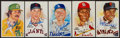 Baseball Collectibles:Others, Baseball Greats Signed Perez Steele Postcards Lot of 5....
