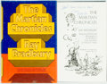 Books:Science Fiction & Fantasy, Ray Bradbury. The Martian Chronicles. With a biographical sketch and bibliography of Ray Bradbury's books and storie...