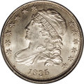 Bust Dimes: , 1835 10C MS65 PCGS. JR-4, R.2. A low D in UNITED identifies the diepairing. This lustrous and intricately struck Gem displ...