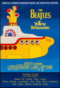 "Movie Posters:Animation, Yellow Submarine (MGM/United Artists, R-1999). One Sheet (27"" X40"") DS. Animation.. ..."
