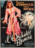 "Movie Posters:Romance, The Other Love (MGM, 1947). French Grande (45.5"" X 63""). Romance....."