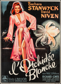 "The Other Love (MGM, 1947). French Grande (45.5"" X 63""). Romance"
