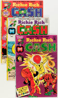 Bronze Age (1970-1979):Cartoon Character, Richie Rich Cash #1-47 Complete Series Group (Harvey, 1974-82)Condition: Average NM-.... (Total: 47 Comic Books)