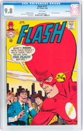 Silver Age (1956-1969):Superhero, The Flash #177 Twin Cities pedigree (DC, 1968) CGC NM/MT 9.8 White pages....