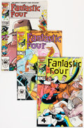 Modern Age (1980-Present):Superhero, Fantastic Four #294-416 Plus FF Related Titles Two-Box Lot (Marvel,1980s-2000s) Condition: Average NM-.... (Total: 2 Box Lots)