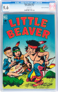 Golden Age (1938-1955):Western, Four Color #211 Little Beaver - Mile High pedigree (Dell, 1949) CGCNM+ 9.6 White pages....